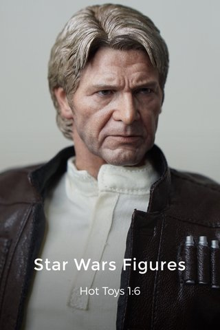 Star Wars Figures Hot Toys 1:6