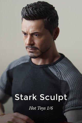 Stark Sculpt Hot Toys 1/6