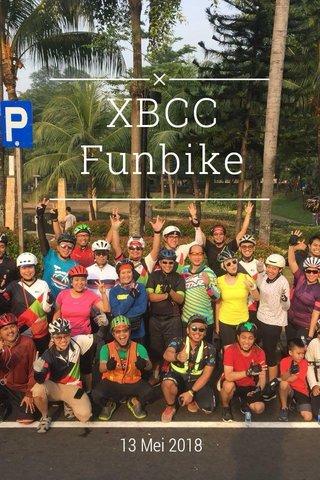 XBCC Funbike 13 Mei 2018