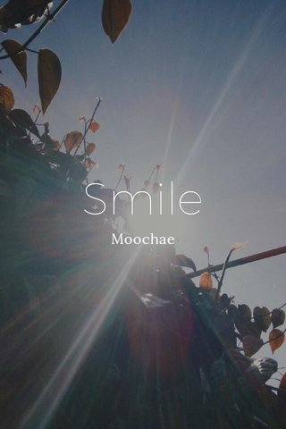 Smile Moochae