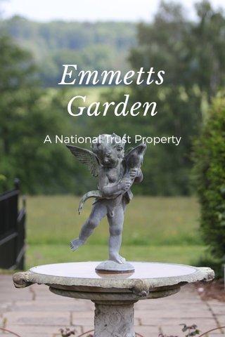 Emmetts Garden A National Trust Property