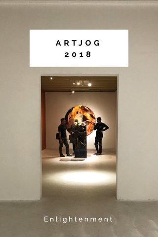 ARTJOG 2018 Enlightenment