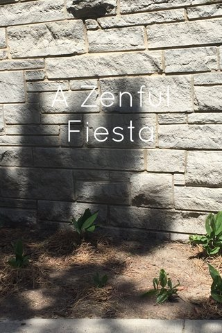 A Zenful Fiesta