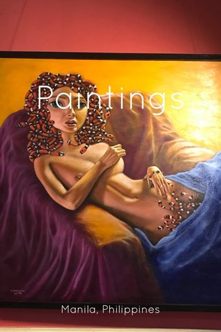Paintings Manila, Philippines