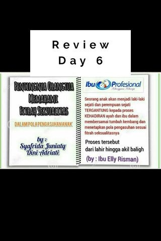 Review Day 6