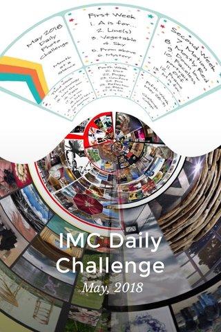 IMC Daily Challenge May, 2018