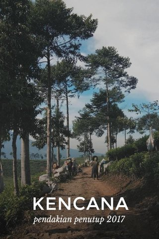 KENCANA pendakian penutup 2017