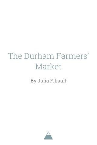 The Durham Farmers' Market