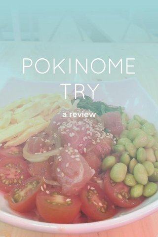 POKINOMETRY a review