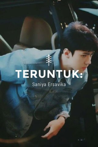 TERUNTUK: Saniya Ersavika