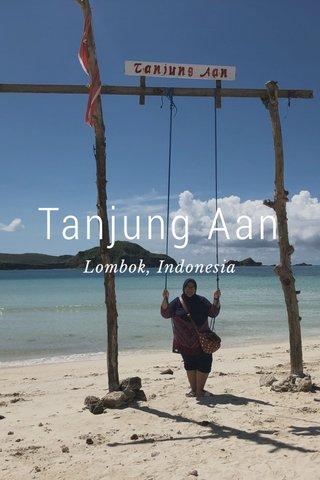 Tanjung Aan Lombok, Indonesia