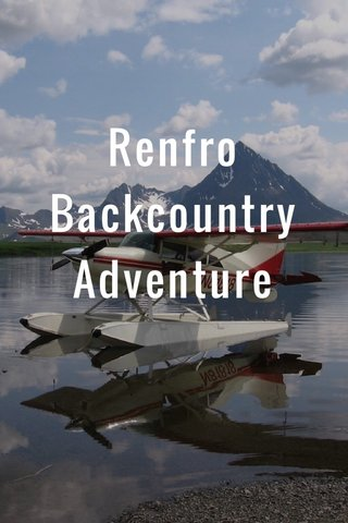 Renfro Backcountry Adventure