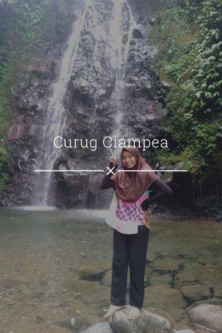 Curug Ciampea