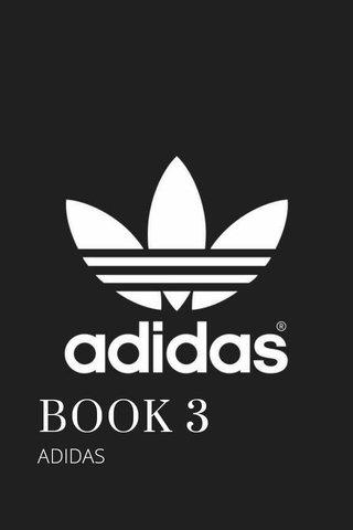 BOOK 3 ADIDAS