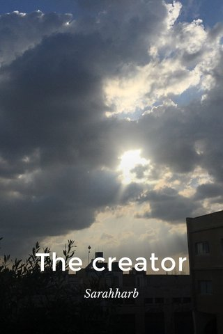 The creator Sarahharb