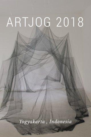 ARTJOG 2018 Yogyakarta , Indonesia