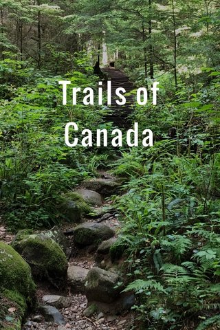 Trails of Canada
