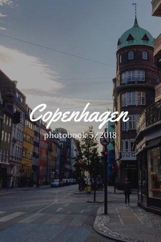 Copenhagen photobook 5/2018
