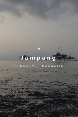 Jampang Sukabumi, Indonesia