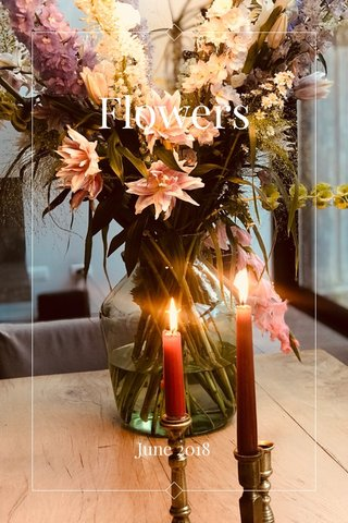 Flowers June 2018