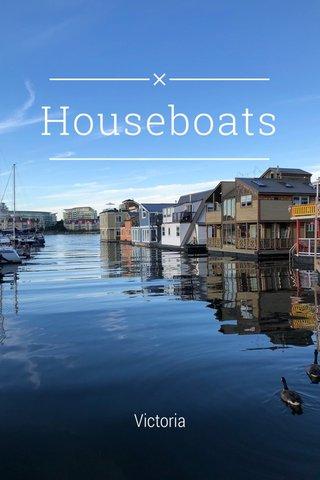 Houseboats Victoria