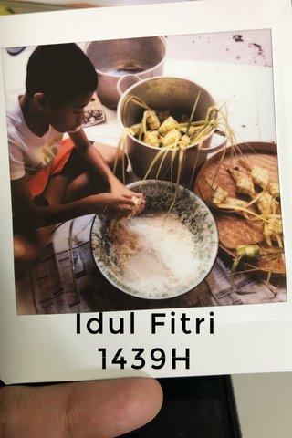 Idul Fitri 1439H