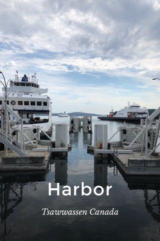 Harbor Tsawwassen Canada