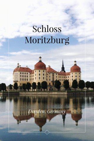 Schloss Moritzburg Dresden, Germany