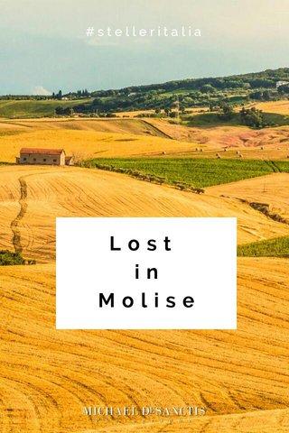 Lost in Molise #stelleritalia