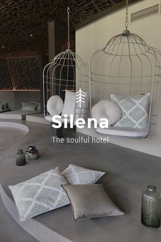 Silena The soulful hotel