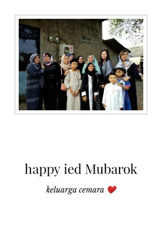 happy ied Mubarok