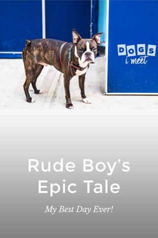 Rude Boy's Epic Tale My Best Day Ever!