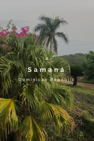 Samaná Dominican Republic