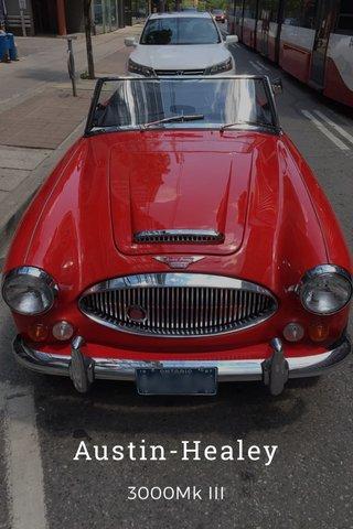 Austin-Healey 3000Mk III