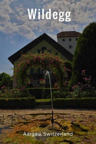 Wildegg Aargau, Switzerland
