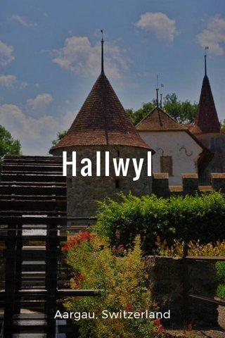Hallwyl Aargau, Switzerland