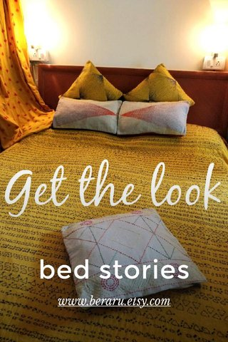 bed stories www.beraru.etsy.com