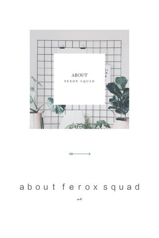 about ferox squad ↫