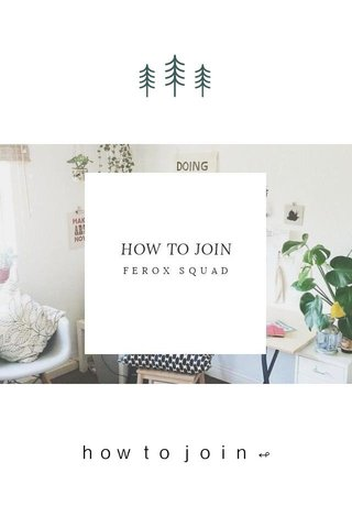 how to join ↫