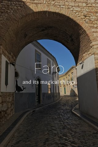Faro and its magical things
