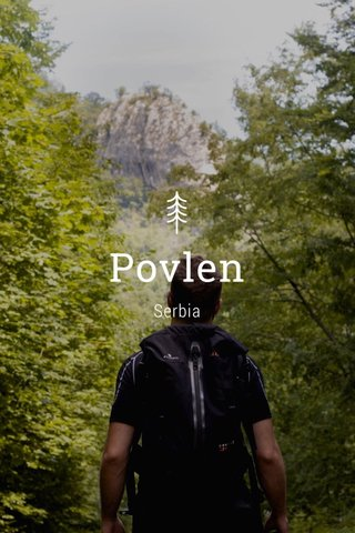 Povlen Serbia