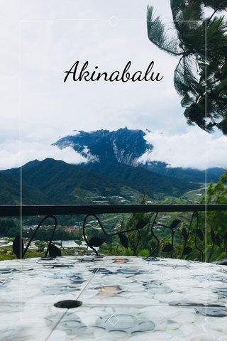 Akinabalu