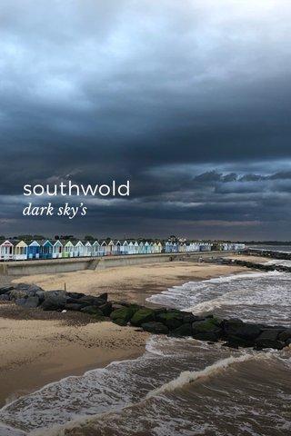 southwold dark sky's