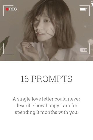 16 PROMPTS