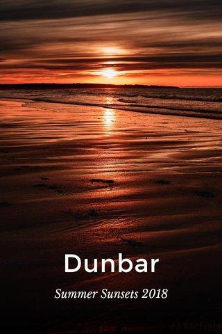 Dunbar Summer Sunsets 2018