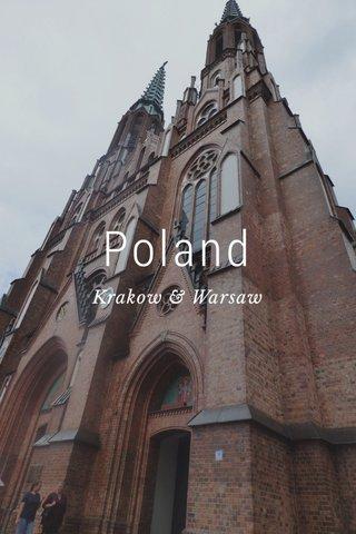 Poland Krakow & Warsaw