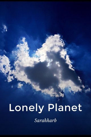 Lonely Planet Sarahharb