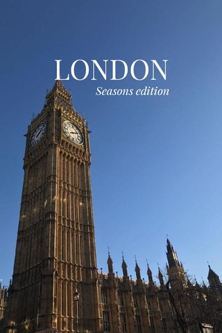 LONDON Seasons edition