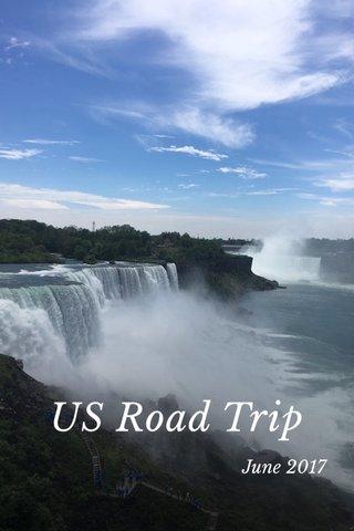 US Road Trip June 2017