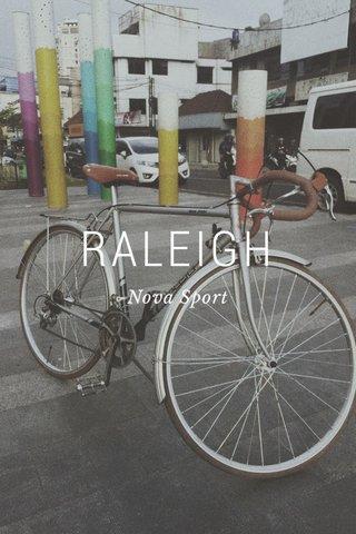 RALEIGH Nova Sport